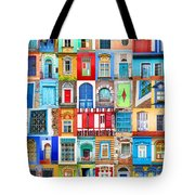 Doors And Windows Of The World - Vertical Tote Bag