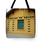 doors and windows Officialcolors Tote Bag