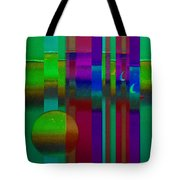 Doors In Green Tote Bag