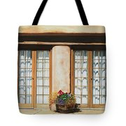 Doors Of Santa Fe Tote Bag