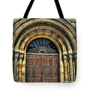 Doors To Holiness Tote Bag