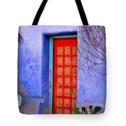 Doorway 6 Tote Bag