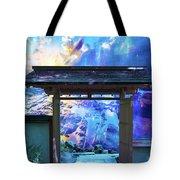 Doorway To Heaven Tote Bag