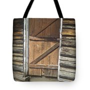 Doorway To The Past Tote Bag