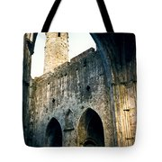Doorways To The Cashel Castle Tote Bag