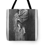 Dore: Homeless, C1869 Tote Bag by Granger