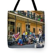 Doreen's Jazz New Orleans 2 Tote Bag