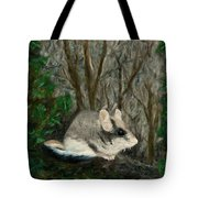 Dormouse In Ivy Tote Bag