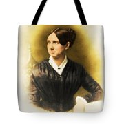 Dorothea Dix, American Reformer Tote Bag by Photo Researchers