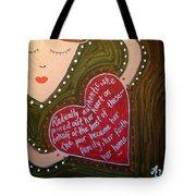 Dorothy Day Tote Bag
