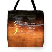Dory In Orange Mist Tote Bag