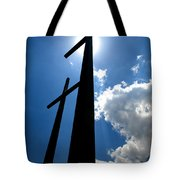 Dos Cruces Tote Bag