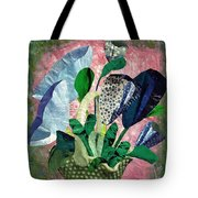 Dot Bouquet Tote Bag