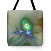 Dotsy Star Tote Bag