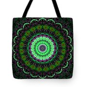 Dotted Wishes No. 6 Kaleidoscope Tote Bag