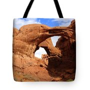 Double Arch Tote Bag