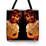 Double Beauty Tote Bag