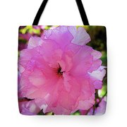 Double Bloom Tote Bag