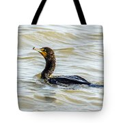 Double-breasted Cormorant Tote Bag