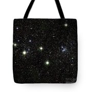 Double Cluster, Ngc 869 And Ngc 884 Tote Bag