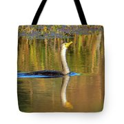 Double-crested Cormorant - 2 Tote Bag
