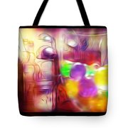 Double Kitchen Vision Tote Bag