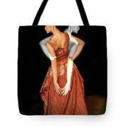 Double Personality Tote Bag