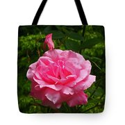 Double Rose Tote Bag