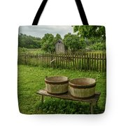 Double Tubs Tote Bag
