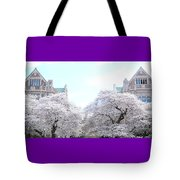 Doubles Tote Bag