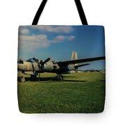 Douglas A-26 Invader Eaa Tote Bag