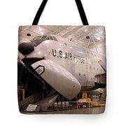 Douglas C 124c Globemaster Plane Tote Bag