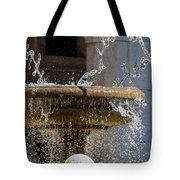 Water Of The Doves Tote Bag