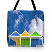 Down At The Beach Tote Bag