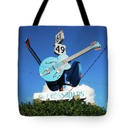 Down At The Crossroads Tote Bag
