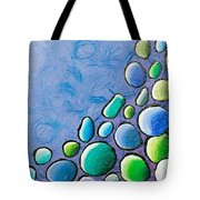 Down By The Riverside Tote Bag