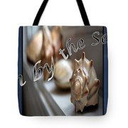 Down By The Seashore Tote Bag