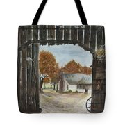 Down Home Tote Bag