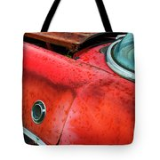 Down In The Dumps 12 Tote Bag