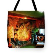 Down In The Jungle Room Tote Bag