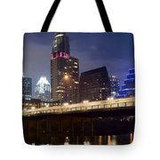 Down In The Park Tote Bag