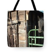 Down On The Ranch Tote Bag