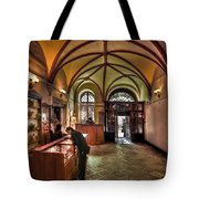 Down The History Lane Tote Bag