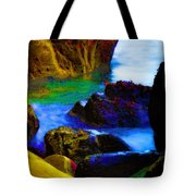 Down To The Sea Tote Bag