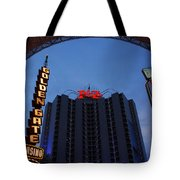 Down Town Las Vegas Tote Bag
