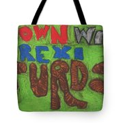 Down With Brexiturds Tote Bag