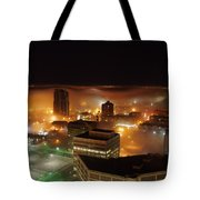 Downdown Calgary  Tote Bag