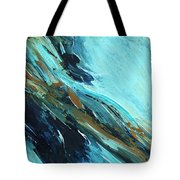 Downhill Slide Tote Bag