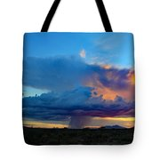 Downpour  Tote Bag