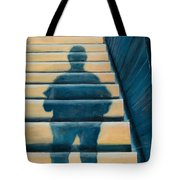 Downstairs Tote Bag